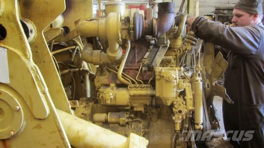 Caterpillar 955 K (ENGINE), Motorer