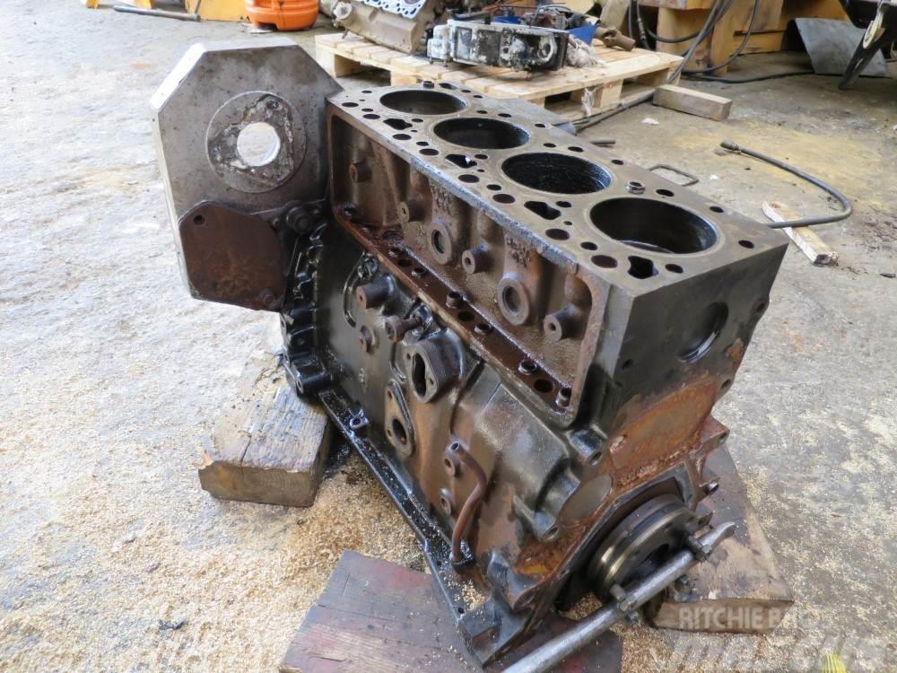 Cummins 4T-390/59 (SPARE PARTS ENGINE)