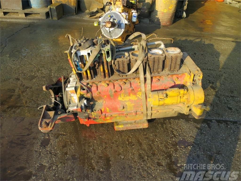 Deutz 912 (SPARE PARTS ENGINE)