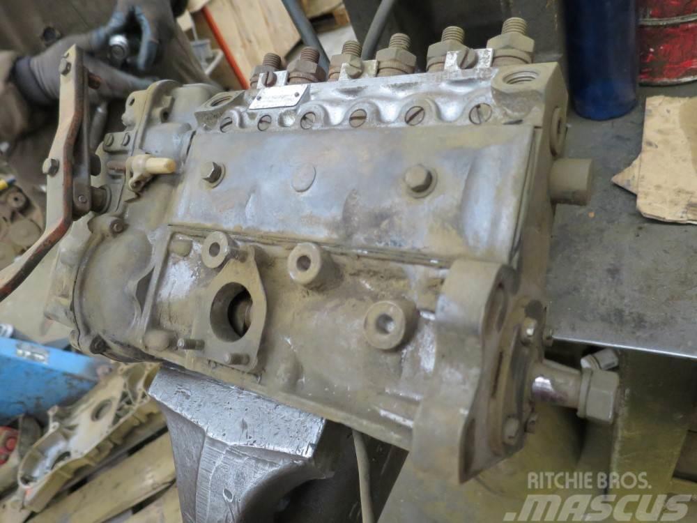 Deutz 912 (SPARE PARTS ENGINE), Motorer