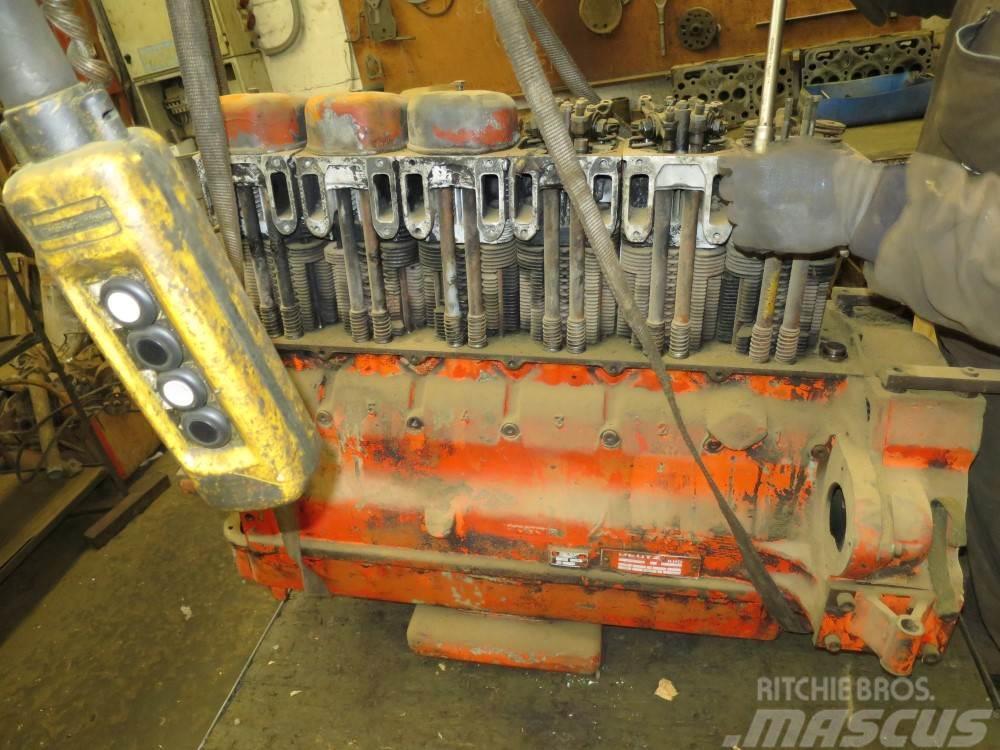 Locomotive Spare Parts : Deutz spare parts engine engines mascus uk