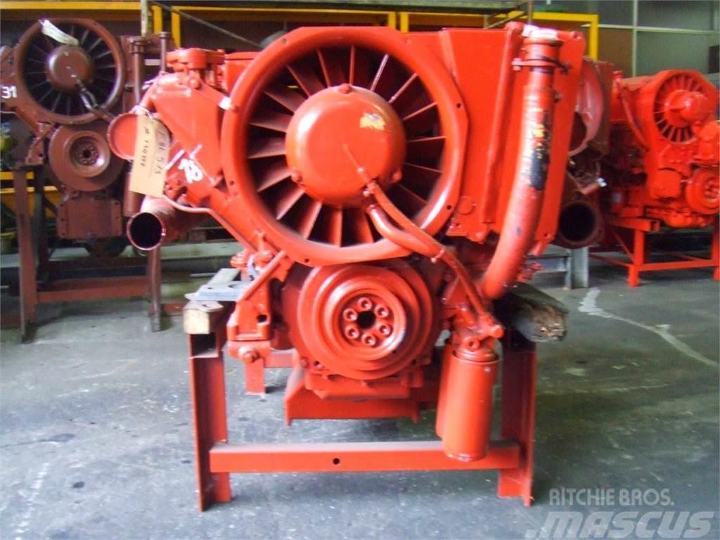 Deutz F8L513, Motorer