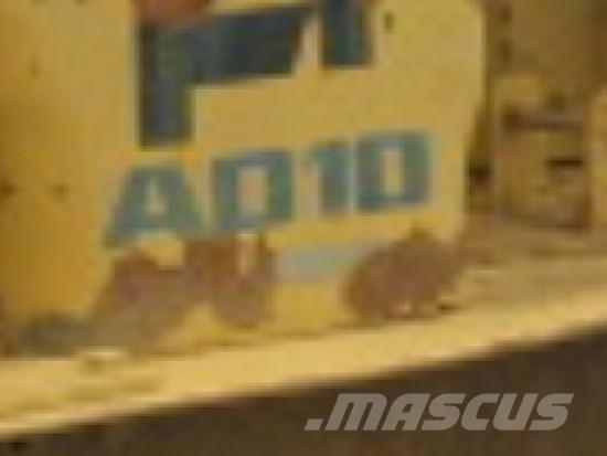 Fiat AD10 (PARTS / DEMOLITION)