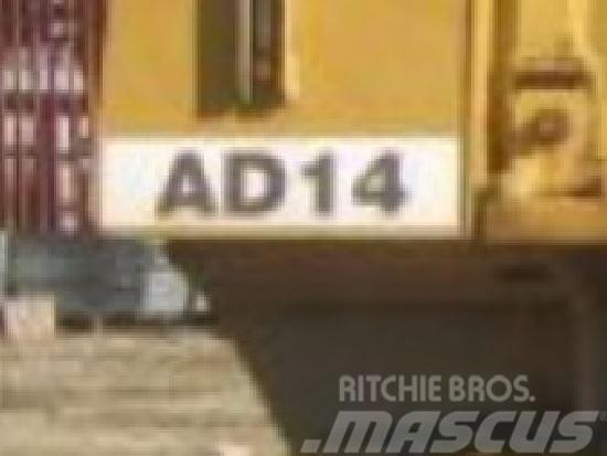 Fiat AD14 (PARTS / DEMOLITION)