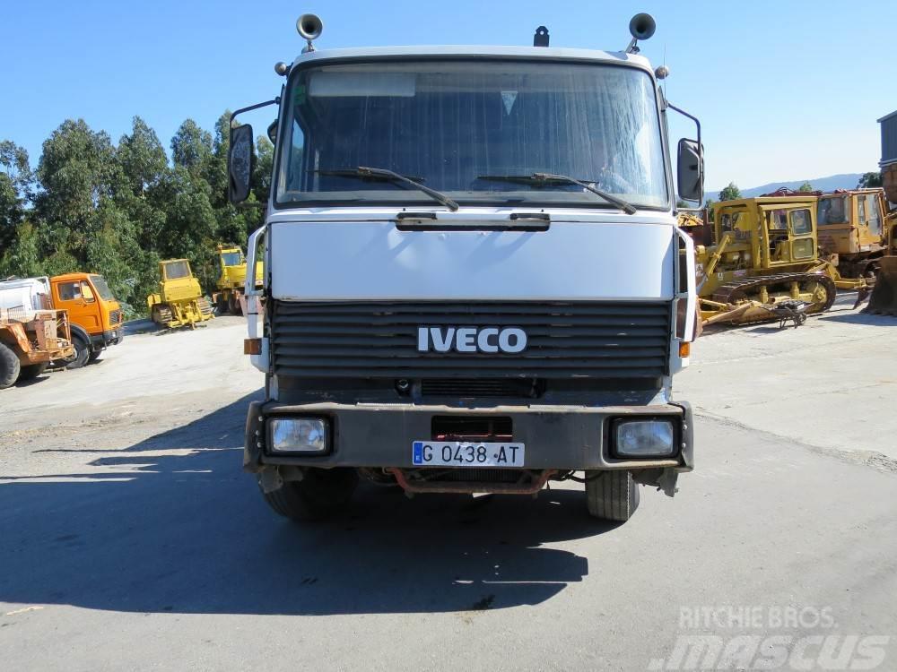 Iveco 190-36 TURBO, 1991, Tippbilar