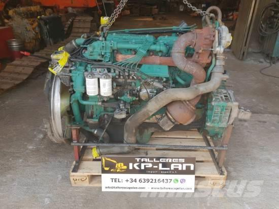 Volvo ENGINES FOR MACHINERY, TRUCKS, GENERATORS AND COMP