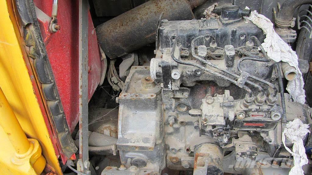 Yanmar Engine Parts : Used yanmar b spare parts engine engines for sale
