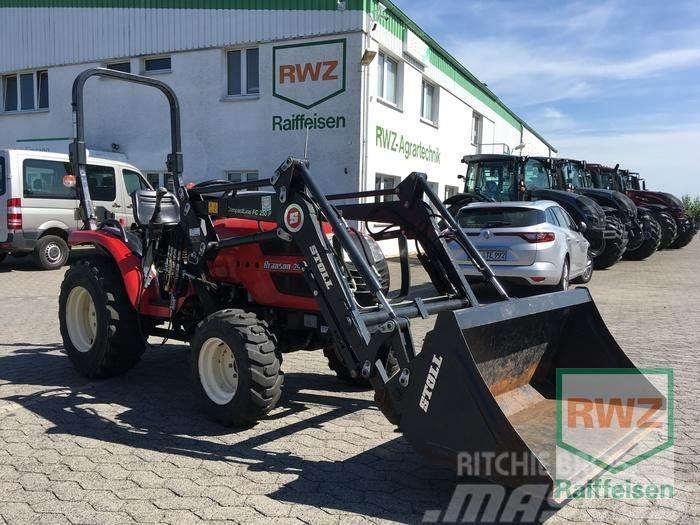 Branson 2900 Hydrostat Allrad Traktor
