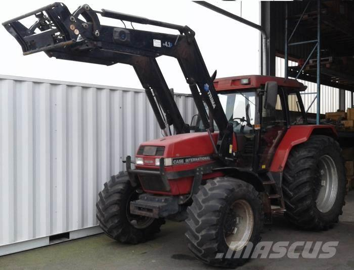 Used Case IH MAXXUM 5130 A tractors Year: 1993 Price: $17,121 for ...
