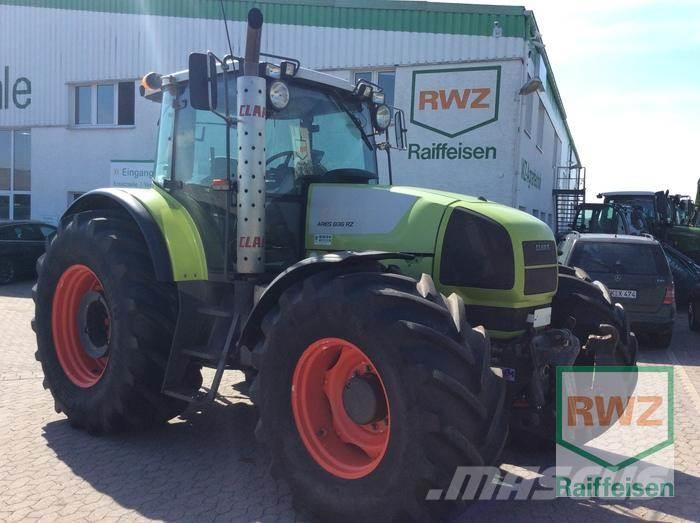 CLAAS Ares 835 RZ
