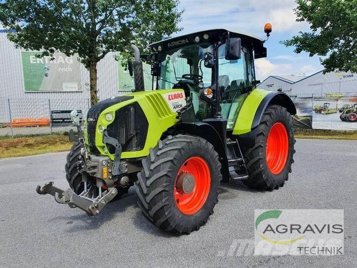 CLAAS ARION 530 CMATIC CEBIS