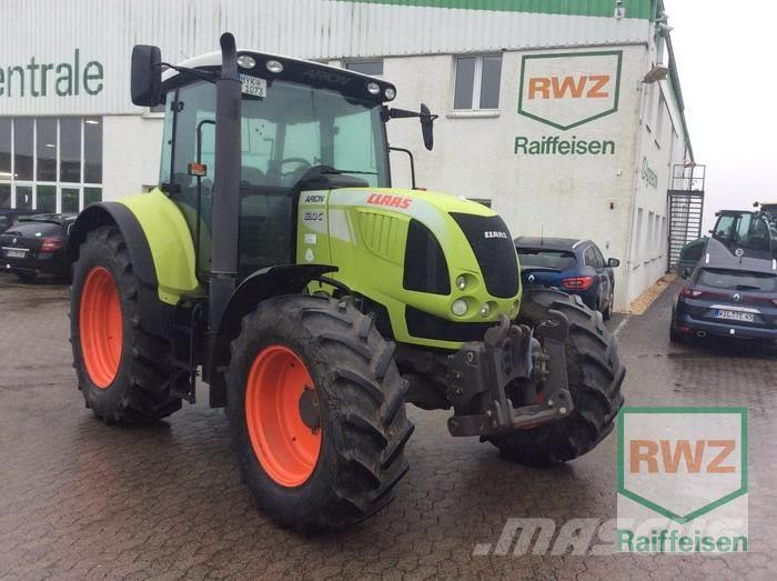 CLAAS Arion 630 C