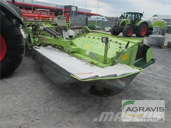 CLAAS DISCO 8550 AS PLUS