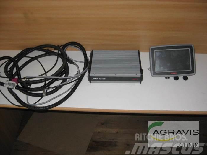 CLAAS GPS PILOT - TERMINAL S7