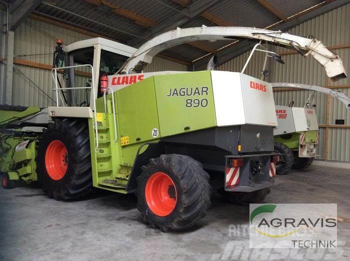 CLAAS JAGUAR 890 ALLRAD