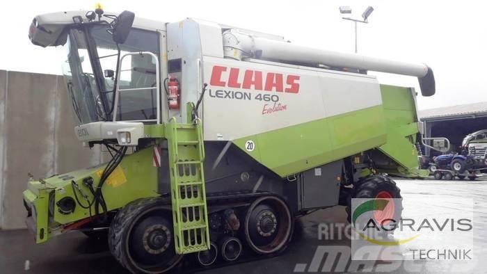 CLAAS LEXION 460 TERRA TRAC