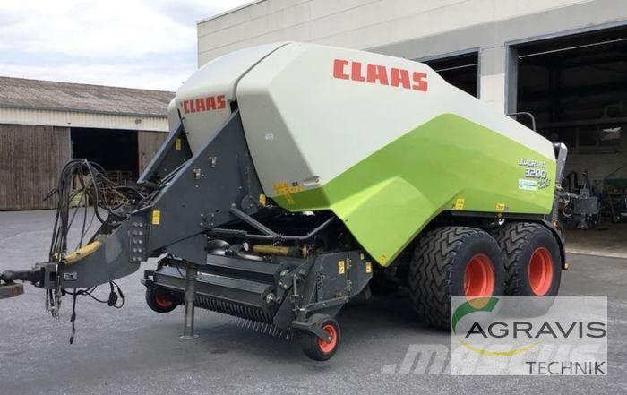 CLAAS QUADRANT 3200 RC T TANDEMACHSE