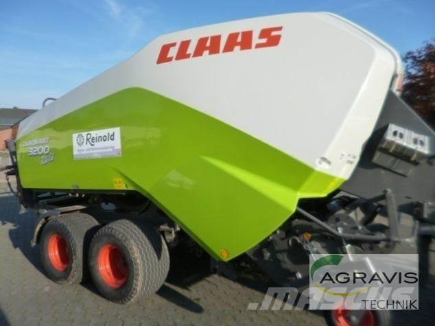 CLAAS QUADRANT 3200 RC T TANDEMACHSE