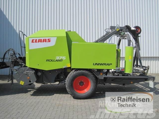 CLAAS Rollant 375 RC Pro Uniwrap