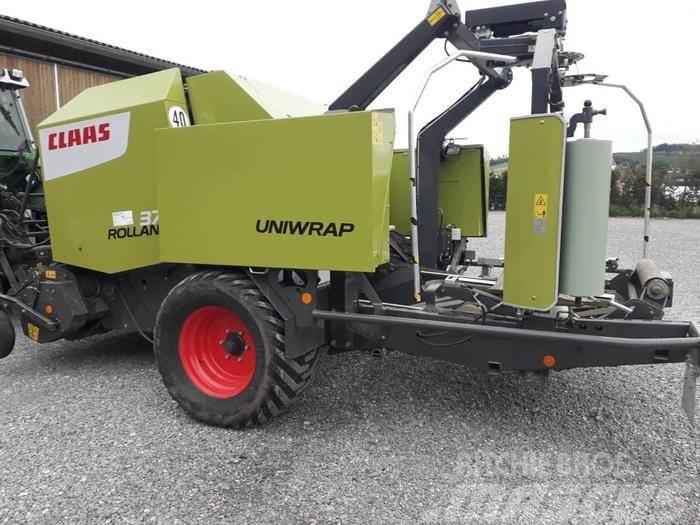 CLAAS ROLLANT 375 RC UNIWRAP
