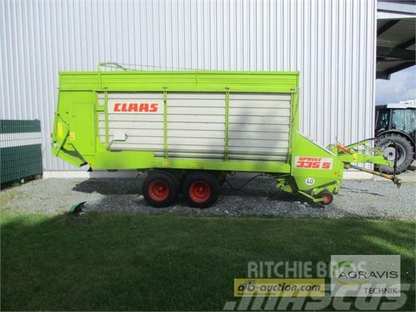 CLAAS SPRINT 335 S