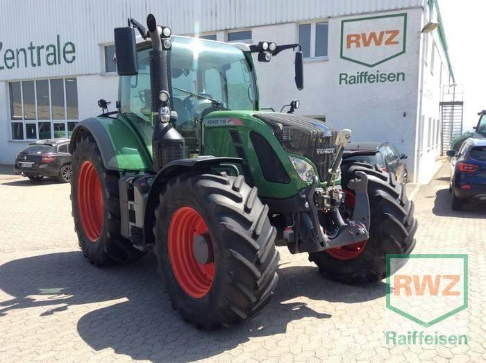 Fendt 718 Profi Plus