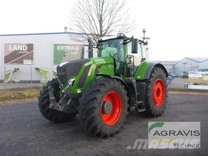 Fendt 936 VARIO S4 PROFI PLUS