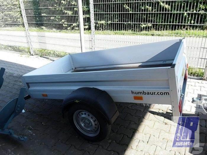 Humbaur HA 75 21 11 ALU 1372