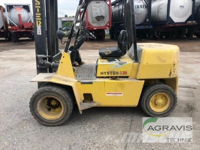 Hyster 3,5 TO