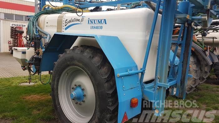 Inuma IAS 4030 EVOLUTION III
