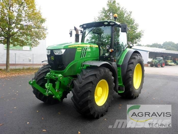 used john deere 6210 r auto powr tractors year 2012 price. Black Bedroom Furniture Sets. Home Design Ideas