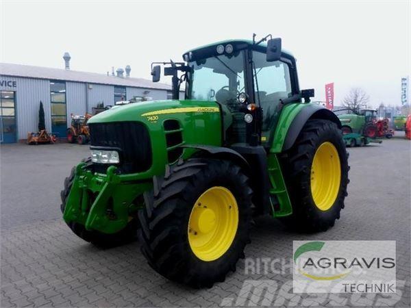 John Deere 7430 Premium Tractors Price 163 44 082 Year