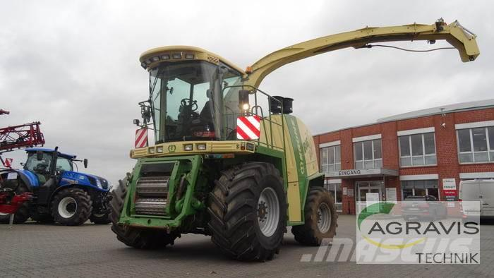 Krone BIG X 650, 2010, Forage harvesters