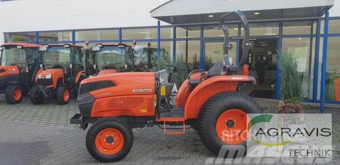 Kubota L 1421 ROPS-HYDROSTAT W26TC50807