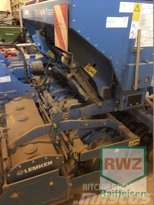 Lemken Zahnpackerwalze ZPW 550