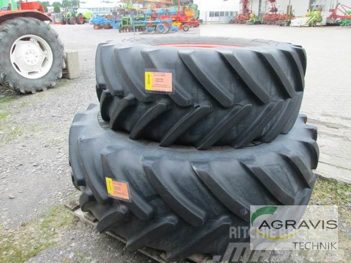 Michelin 540/65 R28 + 650/65 R38