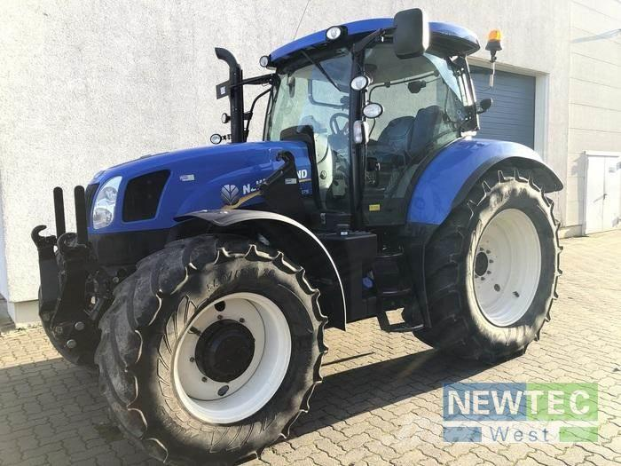 New Holland T 6.175 ELECTRO COMMAND