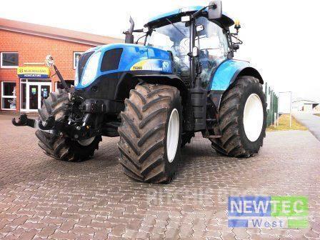New Holland T 6090 600/60R28 710/60R38 Mi Xeobi