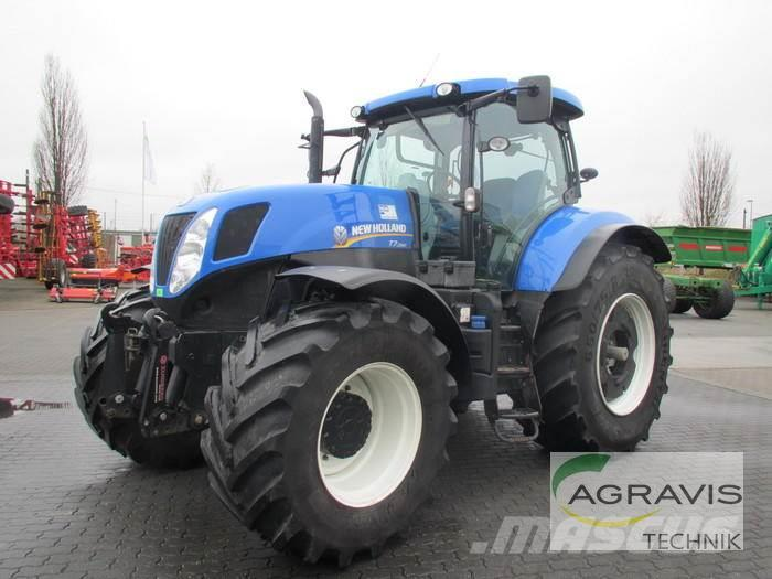 New Holland T 7.250 POWER COMMAND