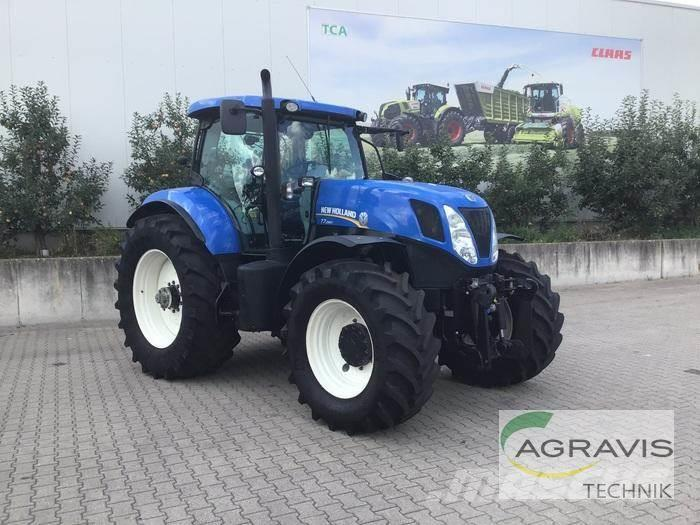 New Holland T 7.260 POWER COMMAND