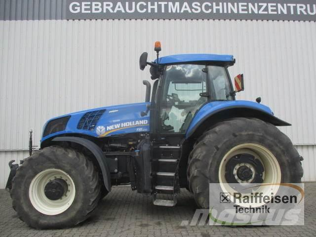 New Holland T8.420