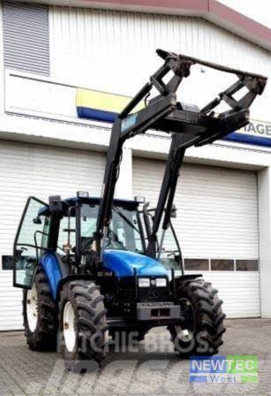 New Holland TL 90 ALLRAD