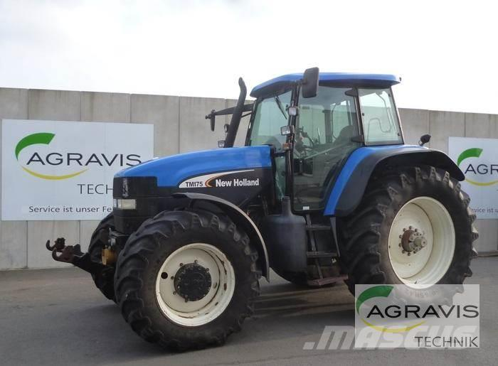 New Holland TM 175 ALLRAD
