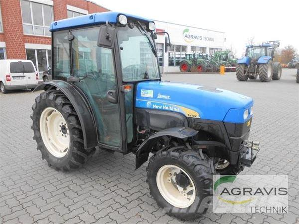 New Holland TN 70 V ALLRAD