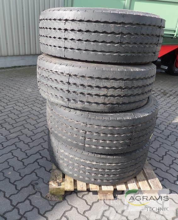 [Other] Bereifung Reifen Schläuche 385/65 R 22,5