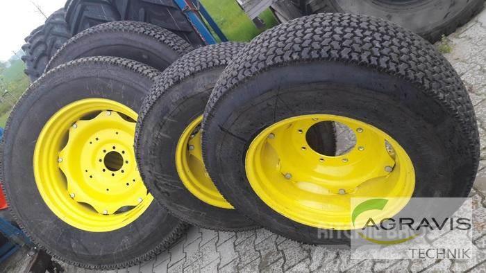 [Other] Bereifung Reifen Schläuche 360/70R24 + 480/70R34