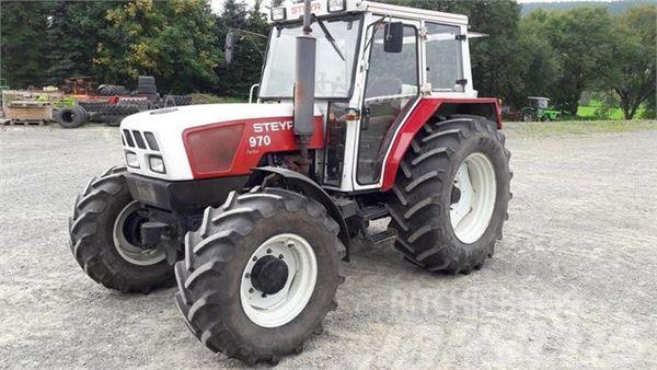 steyr 970 189069 preis baujahr 1996 gebrauchte traktoren gebraucht kaufen und. Black Bedroom Furniture Sets. Home Design Ideas