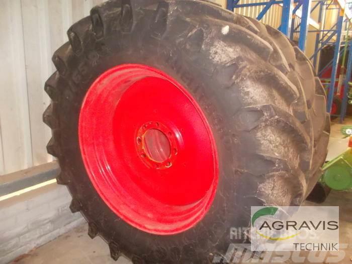 Trelleborg 540/65 R26 + 600/65 R38