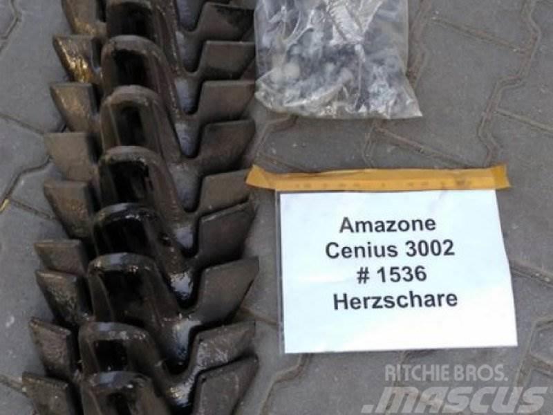 Amazone HERZSCHARE FÜR CENIUS
