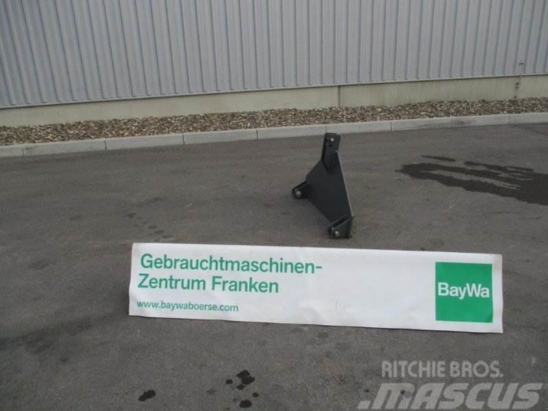 Bema Dreipunktbock Kat. 0/I/II